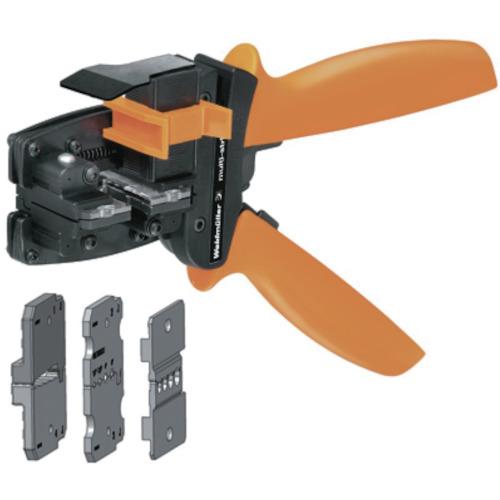 ワイドミュラー ワイヤーストリッパー Multi Stripax1.5-6.0 [9204560000] 9204560000 販売単位:1 送料無料