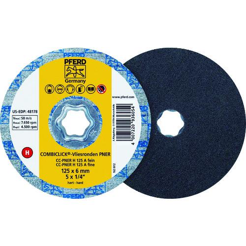 PFERD ディスクペーパー コンビクリック不織布ディスク PNER [948187] 948187 5枚セット 送料無料