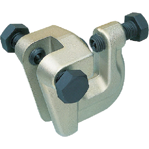 スーパー アイアンマン(仮設用狭締金具)L型 ボルト対辺36タイプ [ACL] ACL 販売単位:1 送料無料