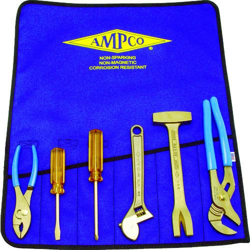 Ampco 防爆6ピース工具セット [AMCM-47] AMCM47 販売単位:1 送料無料