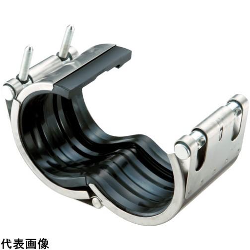SHO-BOND カップリング ストラブ・クランプ Cタイプ 40A 油・ガス用 [C-40NS] C40NS 販売単位:1 送料無料
