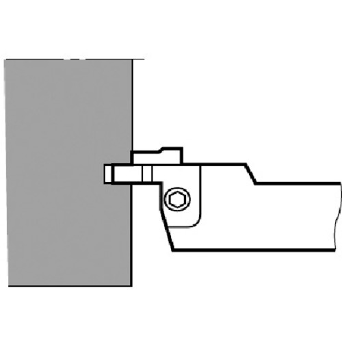 タンガロイ 外径用TACバイト [CFGSL2525-5DD] CFGSL25255DD 販売単位:1 送料無料