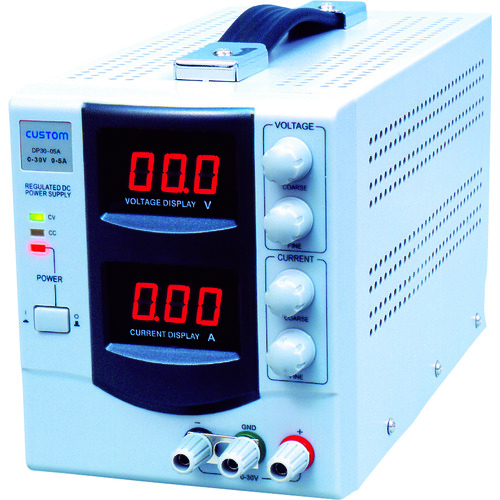 カスタム 直流安定化電源 [DP-1803] DP1803 販売単位:1 送料無料