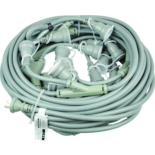 【15日限定クーポン配付中】HASEGAWA 分岐ケーブル ESYシリーズ 8階用 防水コネクターボディ [ESY-2EW-8] ESY2EW8 販売単位:1 送料無料