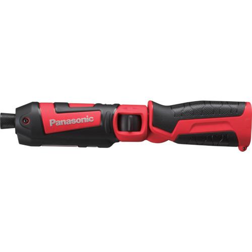 Panasonic 充電スティックインパクトドライバ7.2V 本体のみ レッド [EZ7521X-R] EZ7521XR 販売単位:1 送料無料