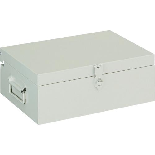 TRUSCO トラスコ中山 小型ツールボックス 中皿付 400X300X150 [F-400] F400 販売単位:1 送料無料