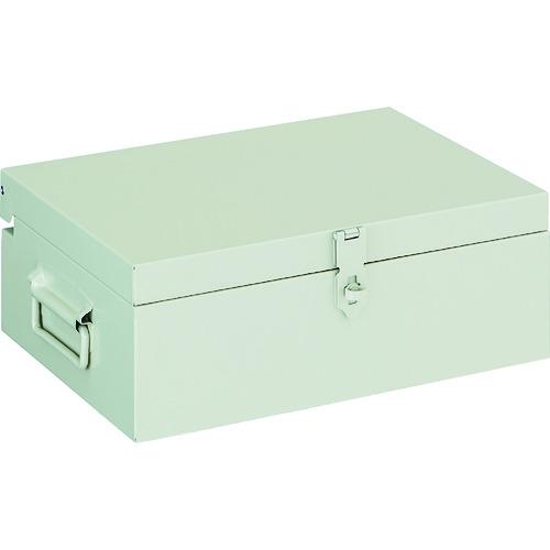 TRUSCO トラスコ中山 小型ツールボックス 中皿なし 400X300X150 [F-401] F401 販売単位:1 送料無料