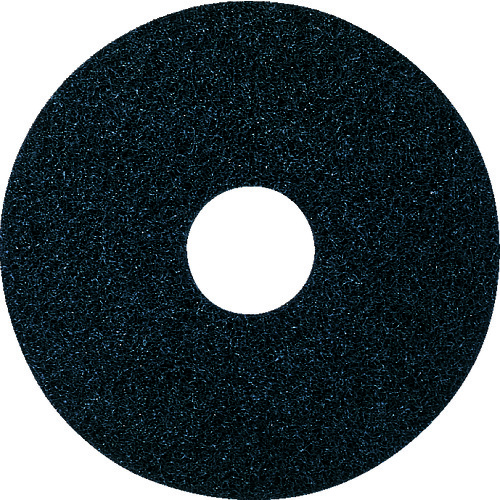 アマノ フロアパッド15 黒 [HEQ911500] HEQ911500 5枚セット 送料無料
