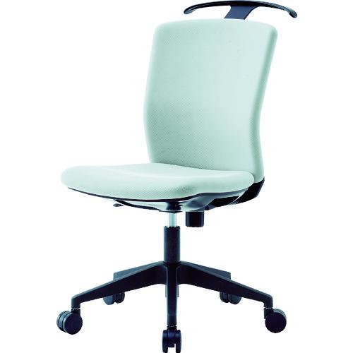 アイリスチトセ ハンガー付回転椅子(フリーロッキング) グレー [HG-X-CKR-46M0-F-GY] HGXCKR46M0FGY 販売単位:1 送料無料