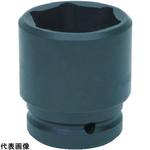 WILLIAMS 1ドライブ ショートソケット 6角 60mm インパクト [JHW7M-660] JHW7M660 販売単位:1 送料無料