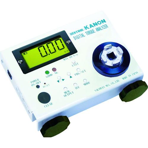カノン 電動ドライバー用アナライザー KDTA-CN100D [KDTA-CN100D] KDTACN100D 販売単位:1 送料無料