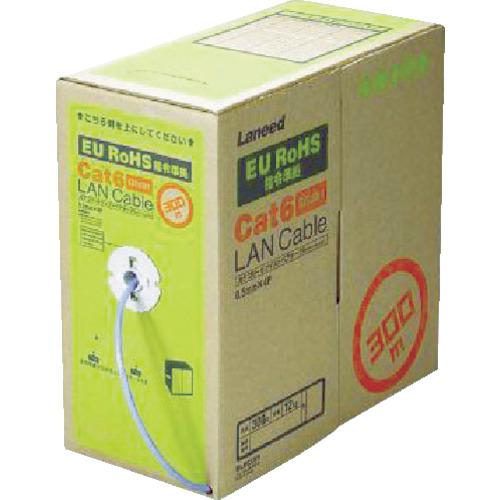 エレコム EURoHS指令準拠LANケーブル300m/リール巻ブルー [LD-CT6/BU300/RS] LDCT6BU300RS 販売単位:1 送料無料