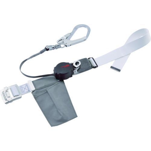 ツヨロン なでしこ安全帯 ワンハンドリトラ 白色 SS寸 [ORL-593SV-W-SS-BP] ORL593SVWSSBP 販売単位:1 送料無料