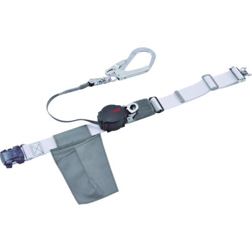ツヨロン なでしこ安全帯 OTバックル式 ワンハンドリトラ 白色 S寸 [ORL-OT593SV-W-S-BP] ORLOT593SVWSBP 販売単位:1 送料無料
