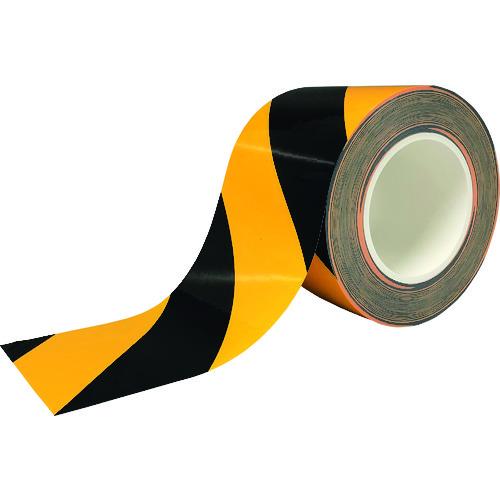 株 待望 ニトムズ 梱包用品 テープ用品 日本産 ラインテープ Y6081 黄 販売単位:1 耐久ラインテープDLTーNEO100x50黒 送料無料 5042