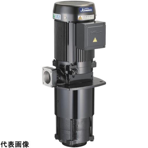 川本 浸漬式多段クーラントポンプ [RCD-40BE1.5T4] RCD40BE1.5T4 販売単位:1 送料無料