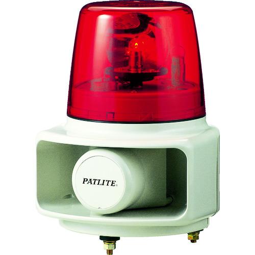 パトライト ラッパッパホーンスピーカー一体型 色:赤 [RT-100A-R] RT100AR 販売単位:1 送料無料