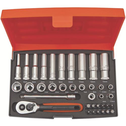 バーコ 1/4ソケットセット [SL25L] SL25L 販売単位:1 送料無料