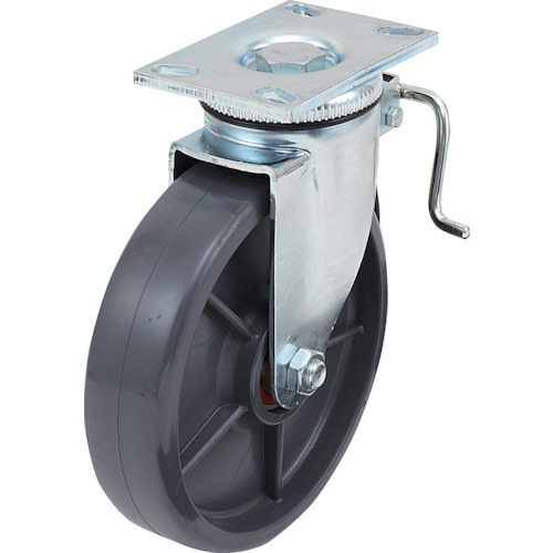 スガツネ工業 (200139456)SUG-8-810B-PSE重量用キャスター [SUG-8-810B-PSE] SUG8810BPSE 販売単位:1 送料無料
