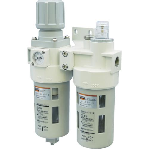 TRUSCO トラスコ中山 FRLユニット 口径Rc1/2 [TACP403-15] TACP40315 販売単位:1 送料無料