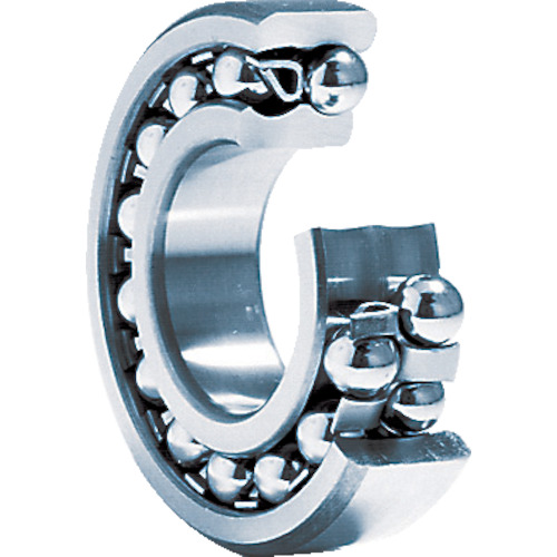 NTN A 小径小形ボールベアリング内輪径70mm外輪径150mm幅35mm [1314S] 1314S 販売単位:1 送料無料