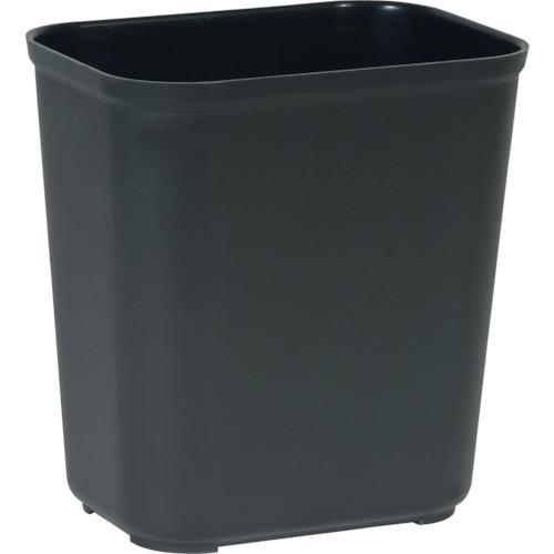 ラバーメイド 耐火性バスケット ブラック [254307] 254307 販売単位:1 送料無料