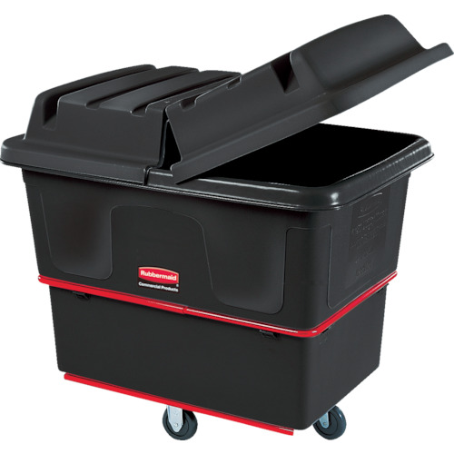 ラバーメイド キューブトラック 高耐久タイプ 230L ブラック [470807] 470807 販売単位:1 送料無料