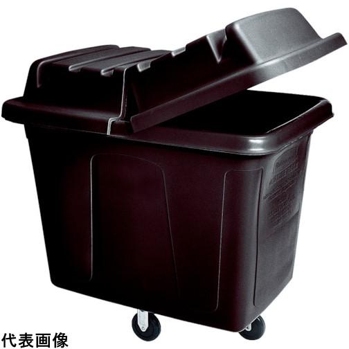 ラバーメイド キューブトラック 高耐久タイプ 340L ブラック [471207] 471207 販売単位:1 送料無料