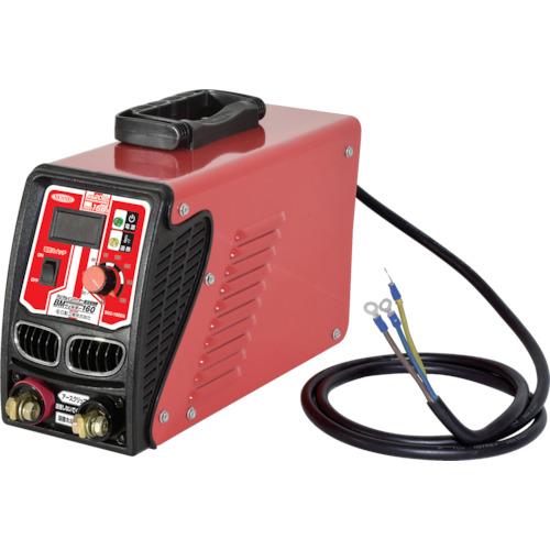 日動 デジタルインバーター直流溶接機 BMウェルダー160 単相200V専用 [BM2-160DA] BM2160DA 販売単位:1 送料無料