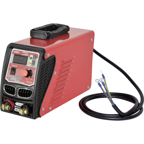 日動 デジタルインバーター直流溶接機 BMウェルダー180 単相200V専用 [BM2-180DA] BM2180DA 販売単位:1 送料無料