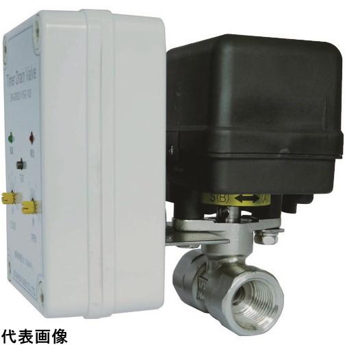 日本精器 電動ボールバルブ式タイマードレンバルブ15A100V [BN-9DM21-15-E-100] BN9DM2115E100 販売単位:1 送料無料