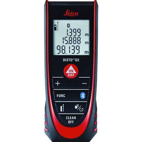 タジマ レーザー距離計ライカディストD2 [DISTO-D2BT] DISTOD2BT 販売単位:1 送料無料