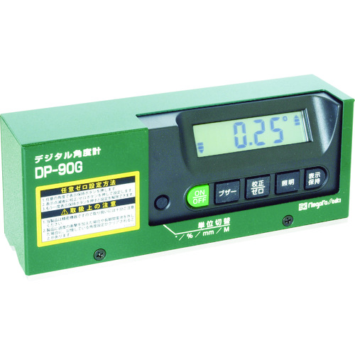 SK デジタル角度計レベルニック [DP-90G] DP90G 販売単位:1 送料無料