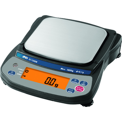 A&D パーソナル電子天びん EJ1500B [EJ1500B] EJ1500B 販売単位:1 送料無料