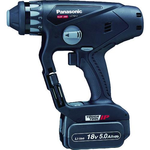 Panasonic 充電マルチハンマードリル18V 5.0Ah 黒 [EZ78A1LJ2G-B] EZ78A1LJ2GB 販売単位:1 送料無料