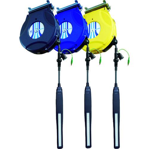【15日限定クーポン配付中】日平 リール LEDランプリール 10M [HEP-610EV-BG] HEP610EVBG 販売単位:1 送料無料