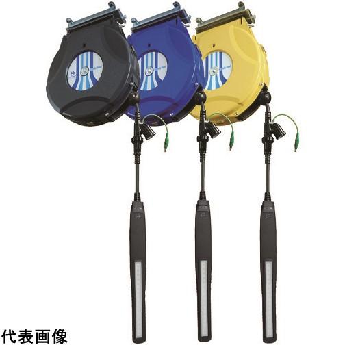 【15日限定クーポン配付中】日平 リール LEDランプリール 10M [HEP-610EV-BL] HEP610EVBL 販売単位:1 送料無料
