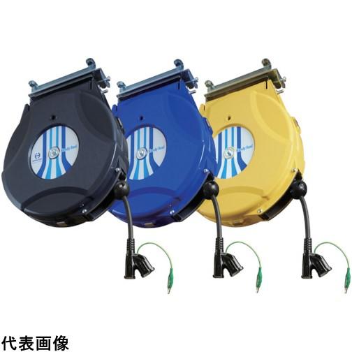 日平 コンセントリール 10m 黄 [HEP-810C-Y] HEP810CY 販売単位:1 送料無料