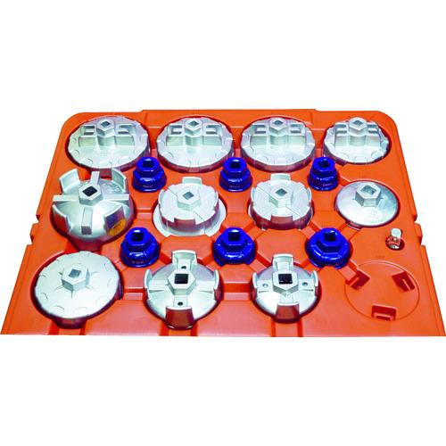 日平 カップ式オイルフィルターレンチセット [LB-405] LB405 販売単位:1 送料無料