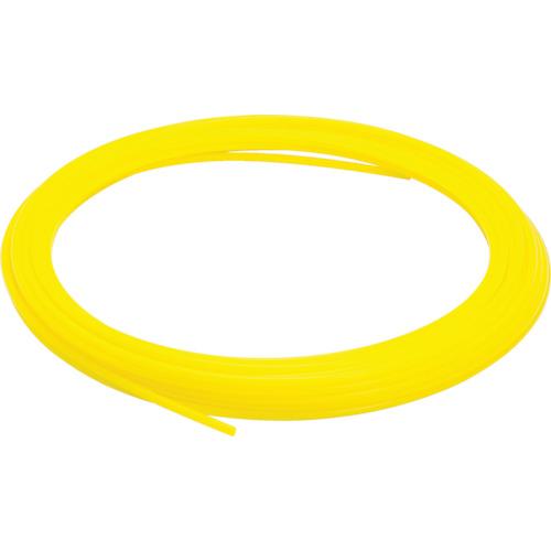 ピスコ ナイロンチューブ イエロー 8×6 100M [NA0860-100-Y] NA0860100Y 販売単位:1 送料無料