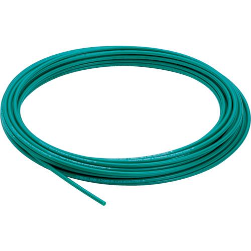 ピスコ ナイロンチューブ グリーン 10×7.5 100M [NA1075-100-G] NA1075100G 販売単位:1 送料無料