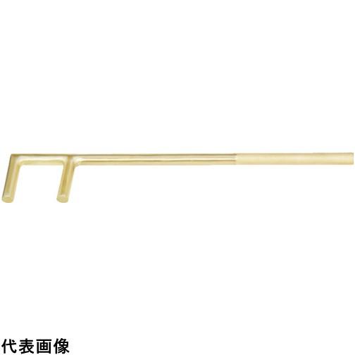 バーコ ノンスパーキングバルブフック 開口45mm [NS204-45] NS20445 販売単位:1 送料無料