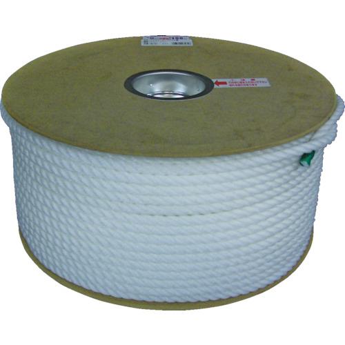 ユタカ ポリエチレンロープドラム巻 9mm×150m ホワイト [PRE-57] PRE57 販売単位:1 送料無料
