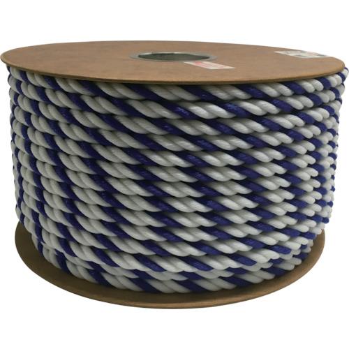 ユタカ ポリエチレンロープドラム巻 12mm×100m コンシロ [PRE-66] PRE66 販売単位:1 送料無料