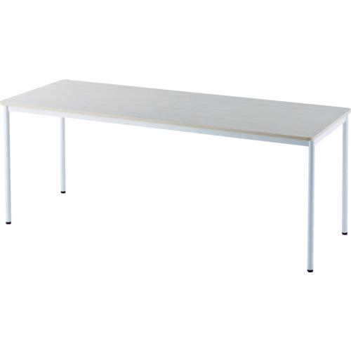 アールエフヤマカワ RFシンプルテーブル W1800×D700 ナチュラル [RFSPT-1870NA] RFSPT1870NA 販売単位:1 送料無料