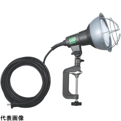 ハタヤ LED作業灯 20W電球色広角タイプ 電線10m [RGL-10WL] RGL10WL 販売単位:1 送料無料