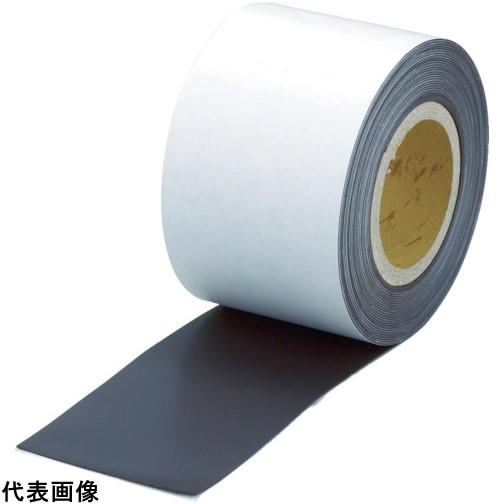 TRUSCO トラスコ中山 マグネットロール 糊付 t1.5mmX巾100mmX10m [TMGN15-100-10] TMGN1510010 販売単位:1 送料無料