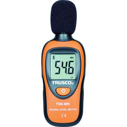 TRUSCO トラスコ中山 簡易ミニ騒音計 [TSN-MN] TSNMN 販売単位:1 送料無料