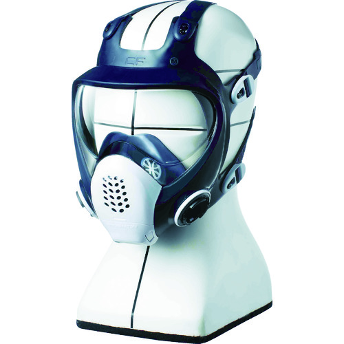 【20日限定クーポン配布中】シゲマツ 防毒マスク・防じんマスク TW088 M [TW088-M] TW088M 販売単位:1 送料無料