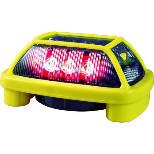 NIKKEI ニコハザード VK16H型 LED警告灯 赤 [VK16H-004H3R] VK16H004H3R 販売単位:1 送料無料